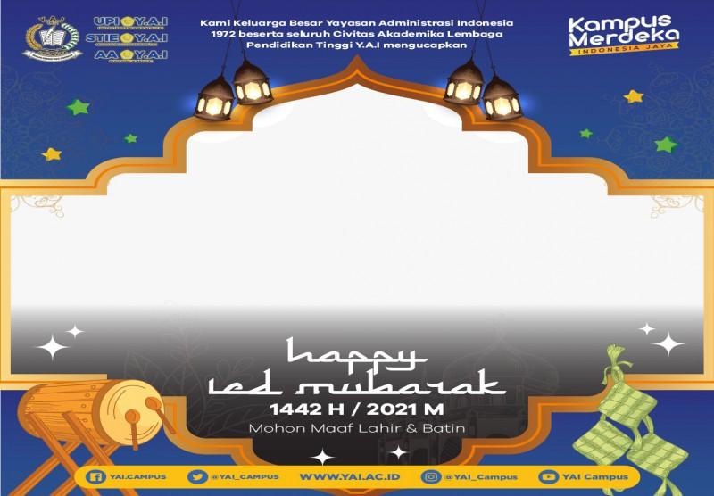 Esok Menjelang Hari Raya Idul Fitri 1442 H