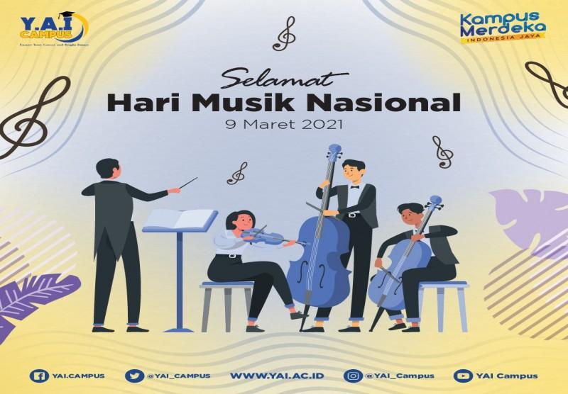 Hari Musik Nasional 2021