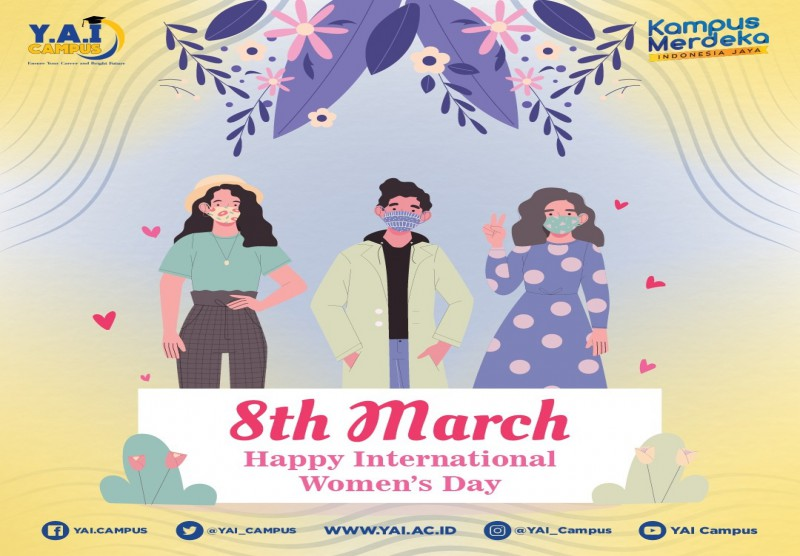 Hari Perempuan Sedunia atau International Women's Day (IWD) 2021