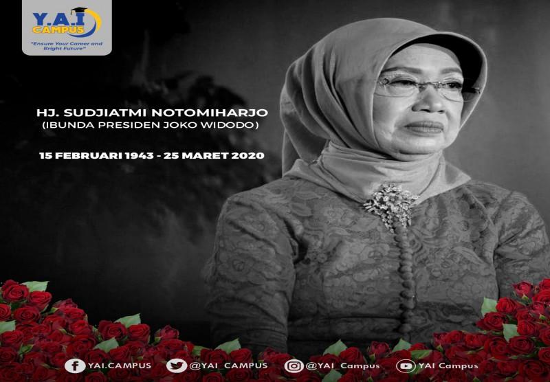 Inna lillahi wa inna ilaihi raji'un Ibunda Presiden Joko Widodo tutup usia