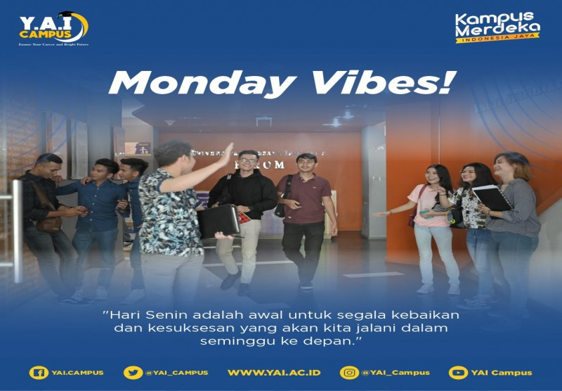 Monday Vibes!