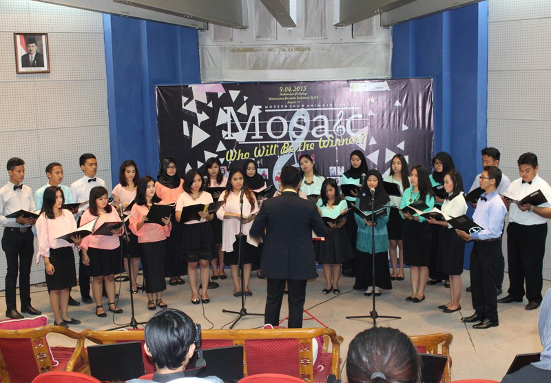 MOSAIC - Modern Show Anima in Contest