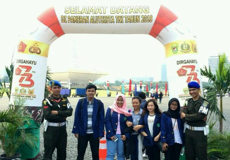 Pameran Alutsista TNI 2018