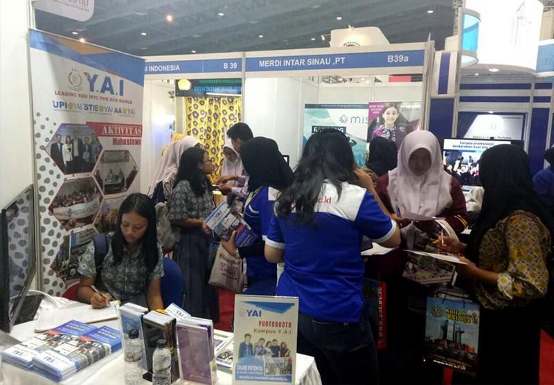 "Pameran Pendidikan ""Indonesia Internasional Education & Traning Expo 2018"""