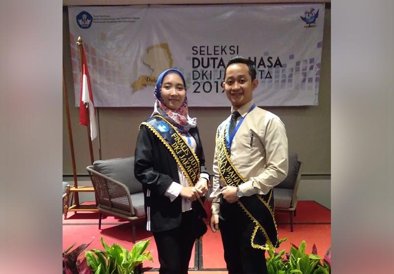Seleksi Duta Bahasa Tingkat DKI Jakarta 2019