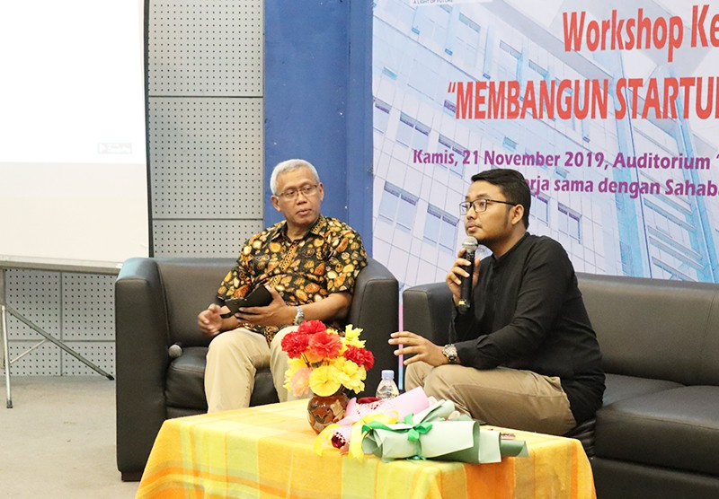 Seminar Workshop Kewirausahaan