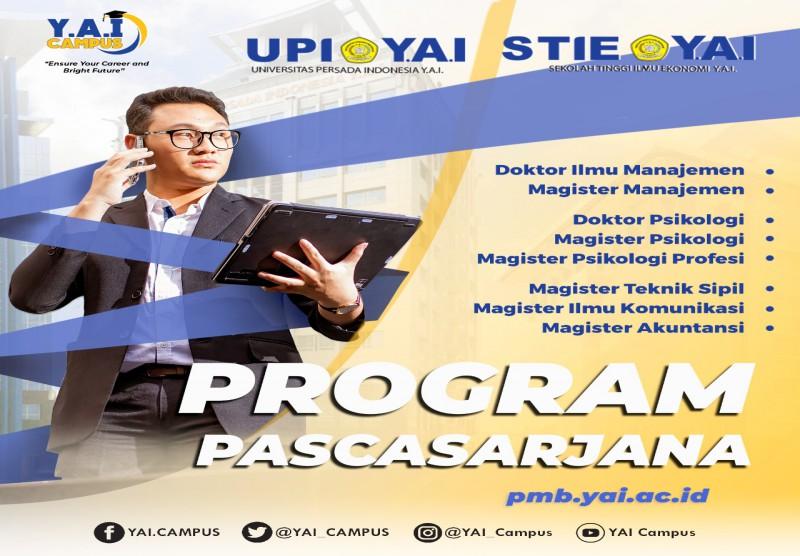 Siapkan dirimu meraih karir impian dengan pendidikan berkualitas