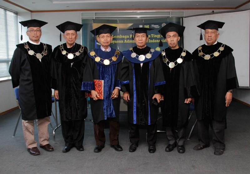 Sidang Promosi Doktor Ilmu Manajemen