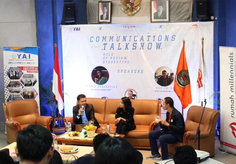 Talkshow Komunikasi