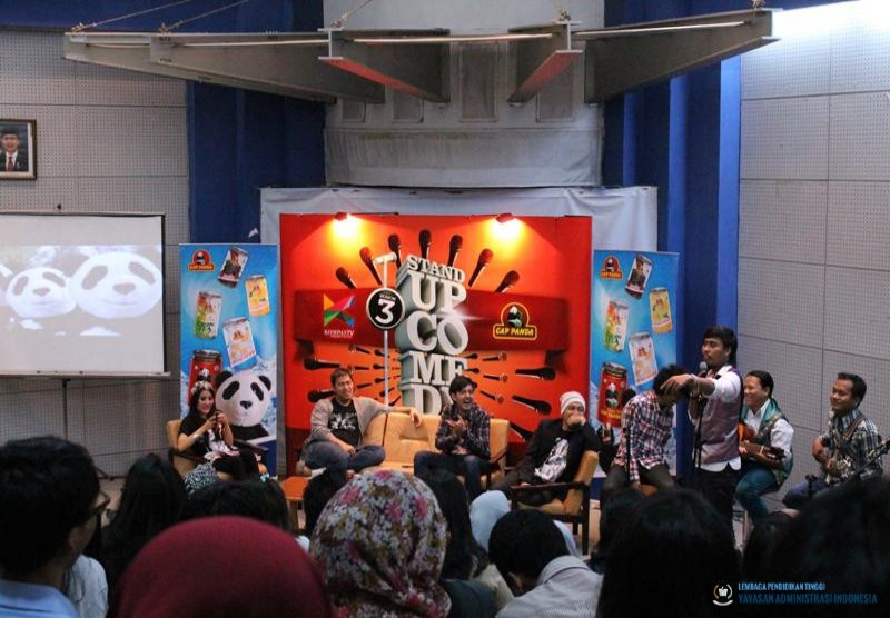 Audisi dan Workshop Stand Up Comedy 3