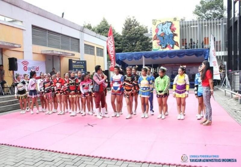 Cheerleader Competition 2014 Antar SMA