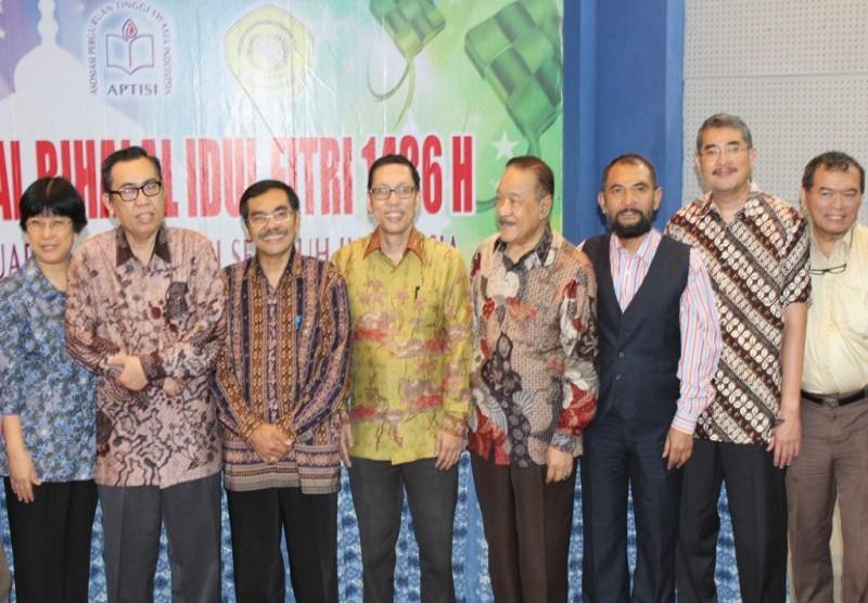 Halal Bihalal APTISI ( Asosiasi Perguruan Tinggi Swasta Indonesia )