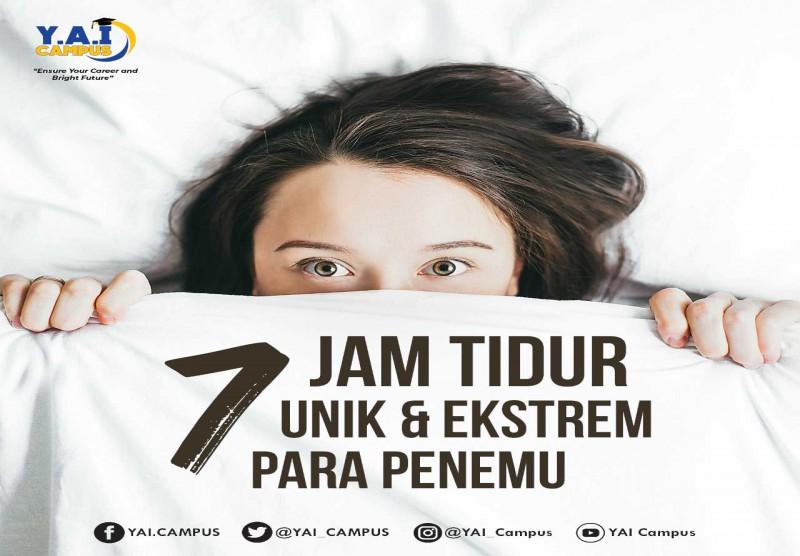 Jam Tidur Rata-Rata Manusia