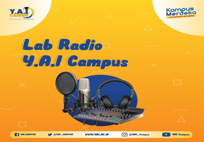 Lab Radio Y.A.I Campus