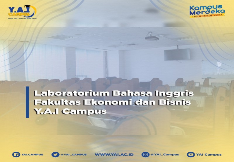 Laboratorium Bahasa Inggris Fakultas Ekonomi dan Bisnis
