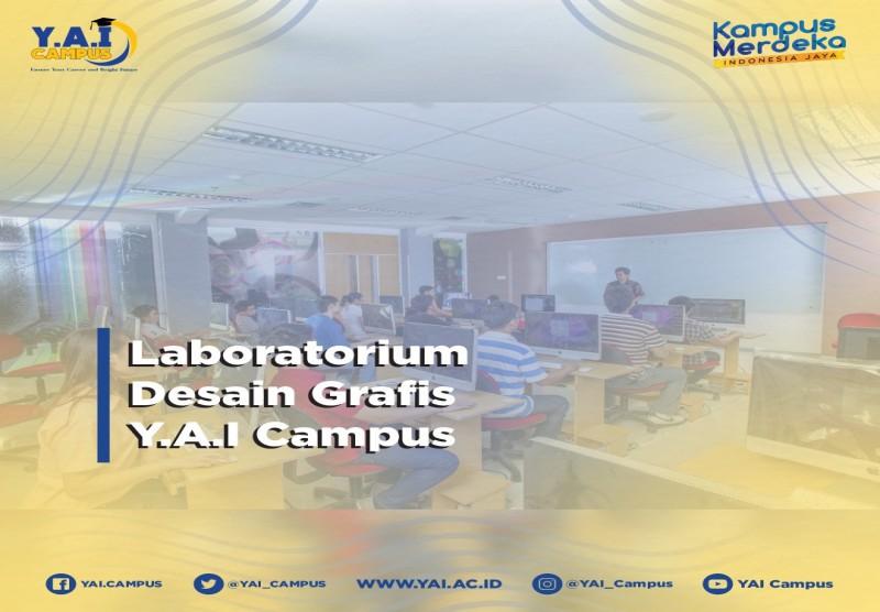 Laboratorium Desain Grafis Y.A.I Campus