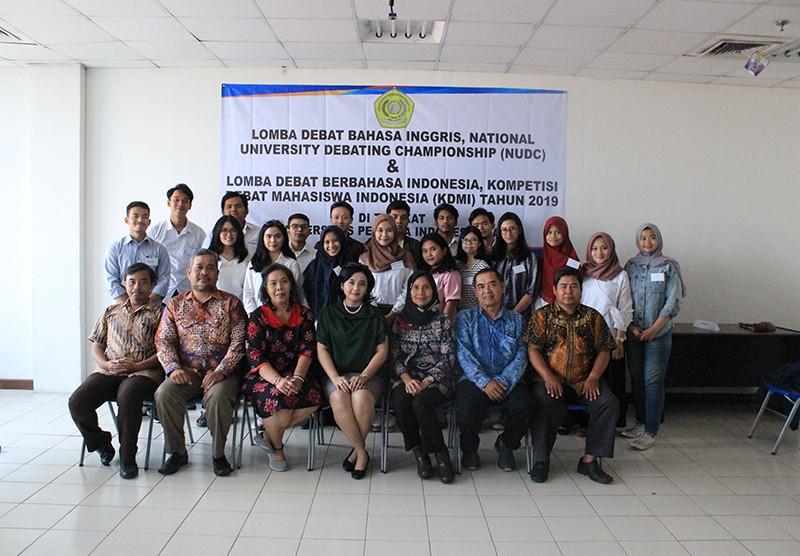 Lomba Debat Bahasa Inggris dan Bahasa Indonesia 2019