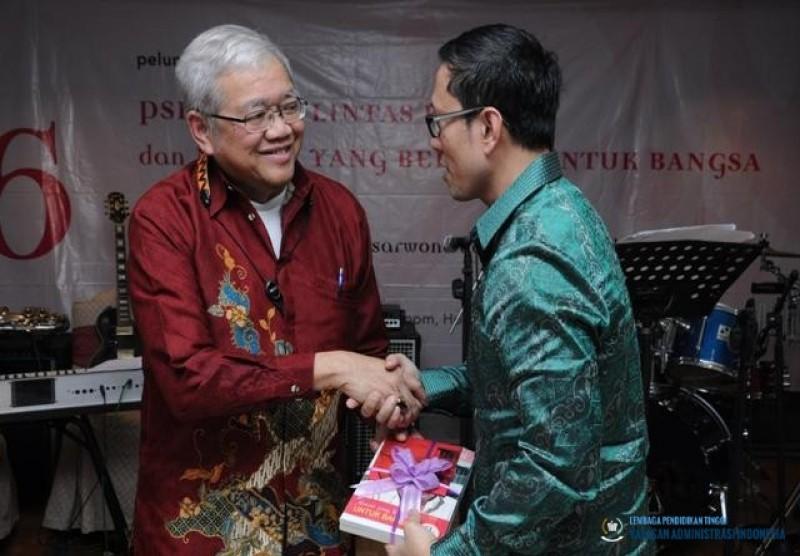 Peluncuran Buku Prof. Dr. Sarlito Wirawan Sarwono