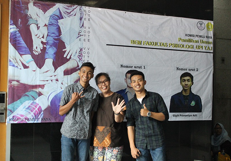 Pemilu Raya dan Pelantikan Pengurus BEM & BPM Fk. Psikologi UPI Y.A.I