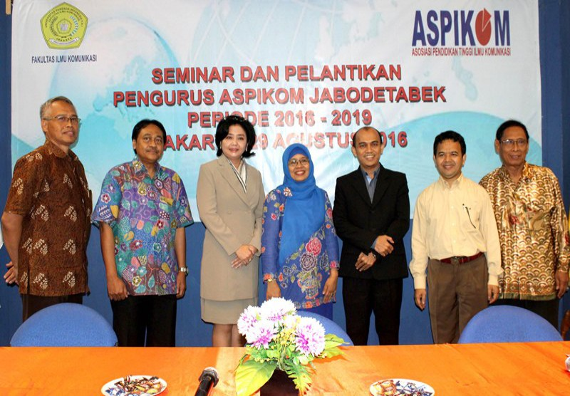 Seminar dan Pelantikan ASPIKOM