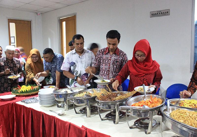 Silaturahmi UPI Y.A.I Dalam Menyambut Ramadhan 1440 H